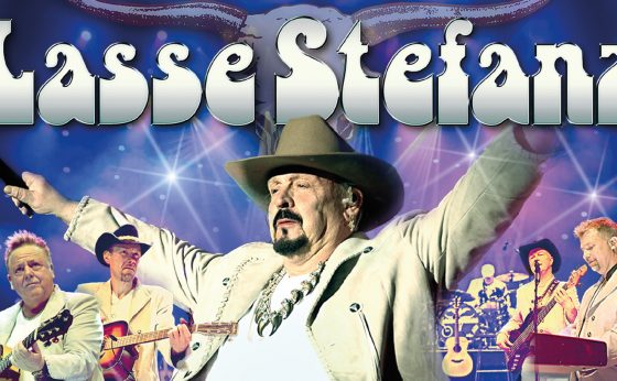 Lasse Stefanz firar sina första ljuva år med unik krogshow!