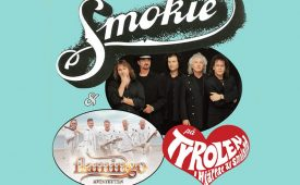 Smokie & Flamingokvintetten på Tyrolen