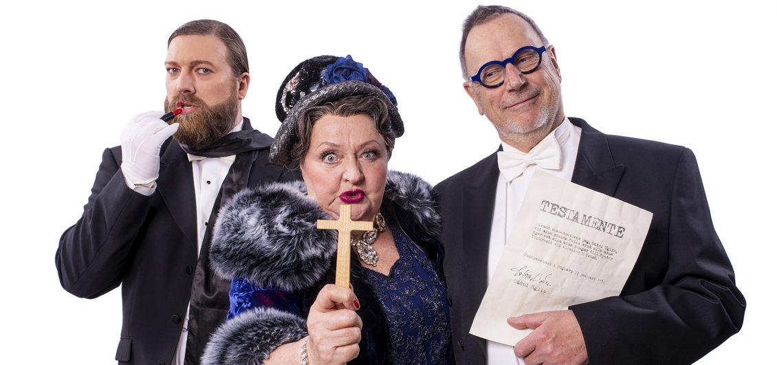 Sommar i Svängsta med operett, musik och humor!