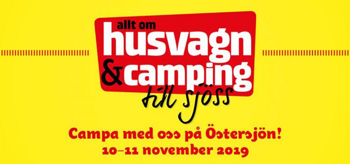 Husvagn & camping-kryssning på Viking Cinderella!