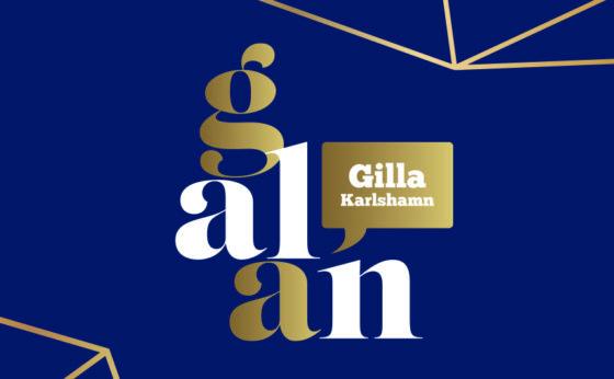 Gilla Karlshamngalans näringslivsmiddag