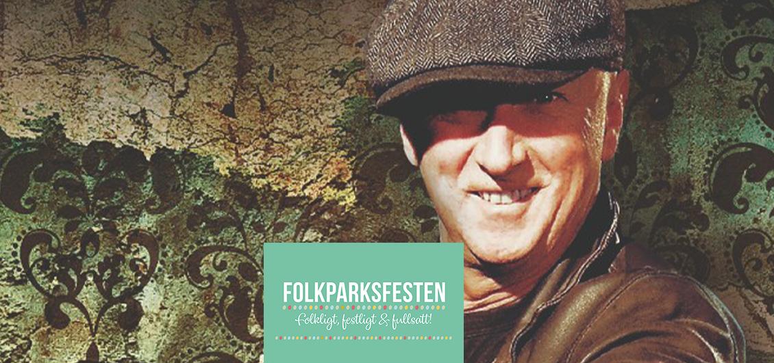 Folkparksfesten – Danne Stråhed & Dynamo