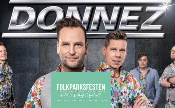 Folkparksfesten – Donnez