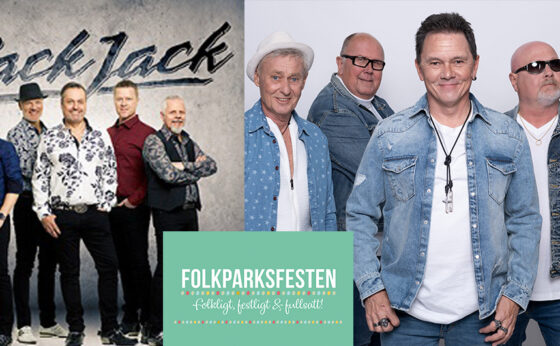 Folkparksfesten – Black Jack & Perikles